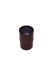 pelletkachel koppelstuk ∅ 80mm spie-spie