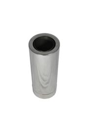 Isotube Plus ZWART | 50 cm lengte met nisbus 200/250