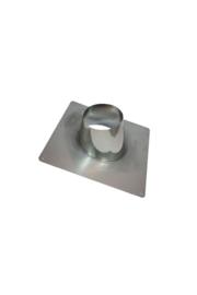 Dakplaat hellend 5 -25 graden 200 mm RVS