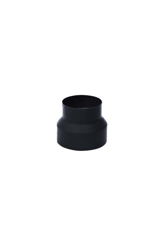 Verloopstuk 2mm gelast staal 124-131