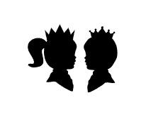 Prinses en prins
