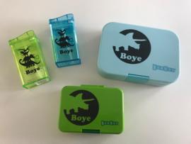 Dino stickers voor Boye