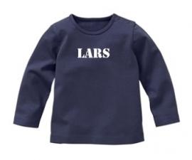 Babyshirt met naam