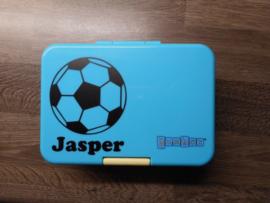 Mini snack met voetbal
