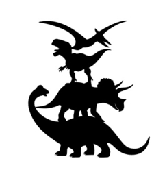 Dino totem