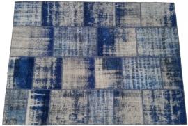Carpet Patchwork 3424HALIDUZ 9118 181x242cm