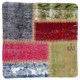 Carpet Patchwork Cushion Cover 0044 50x50cm