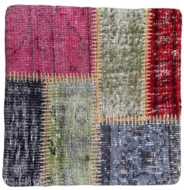 Carpet Patchwork Cushion Cover 0040 50x50cm