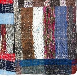 Carpet Patchwork Cushion Cover 0024 50x50cm