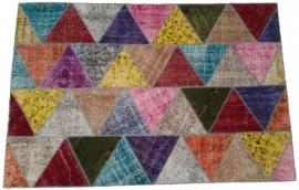 Carpet Patchwork 3424HALIPATCH9567 176x257cm