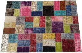 Carpet Patchwork 3424HALIPATCH8471 178x250cm
