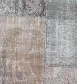 Carpet Patchwork 3424HALIPATCH9495 263x351cm