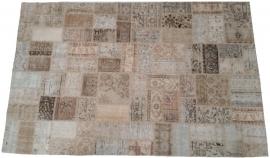 Carpet Patchwork 3424HALIPATCH10557 198x307cm