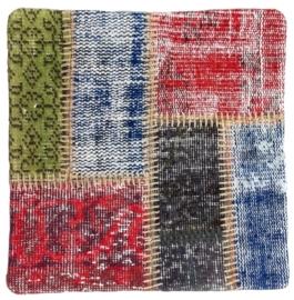 Carpet Patchwork Cushion Cover 0048 50x50cm