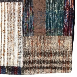 Carpet Patchwork Cushion Cover 0022 50x50cm
