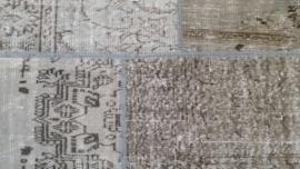 Patchwork vloerkleed 3424HALIPATCHS1705-238x170-4.04m2