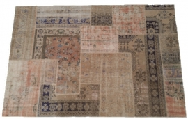 Carpet Patchwork 3424HALIPATCH10107 211x310cm