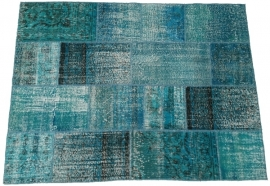 Carpet Patchwork 3424HALIPATCH8843 184x241cm