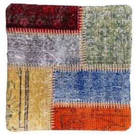 Carpet Patchwork Cushion Cover 0038 50x50cm