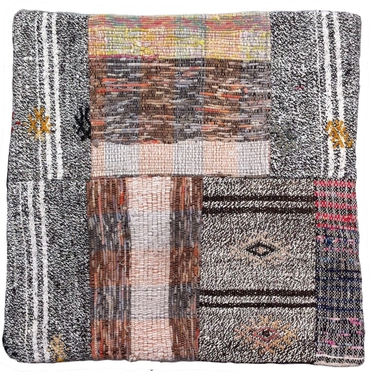Carpet Patchwork Cushion Cover 0020 50x50cm