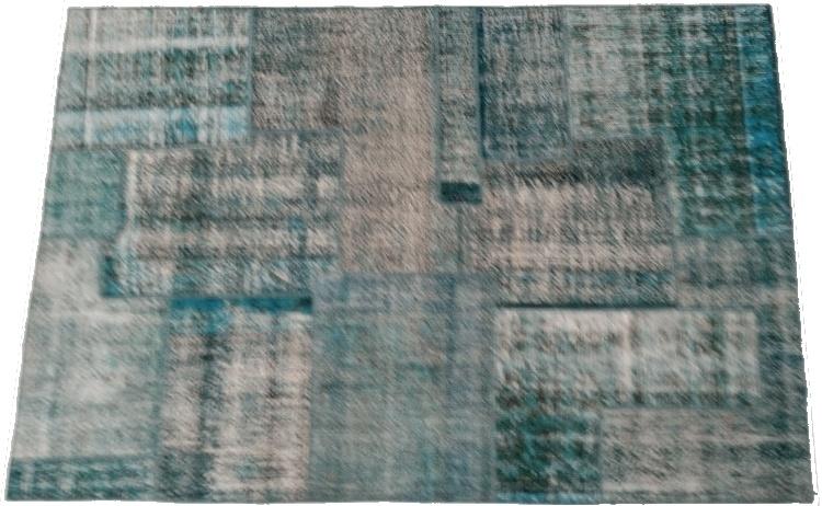 Carpet Patchwork 3424HALIPATCH10234 206x303cm