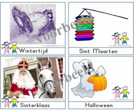 Kaarten: (Nationale) feestdagen