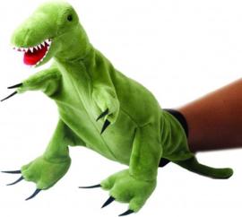 Handpopje Dino Tyrannosaurus Rex | Beleduc