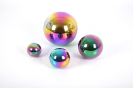 Sensory reflecterende colour burst ballen 4 stuks TickiT