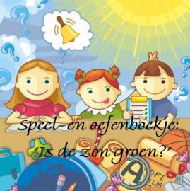 Speel-en oefenboek Kleur & Vormen