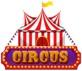 Thema In het Circus