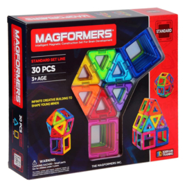 Magformers Set, 30dlg