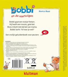 Bobbi en de voertuigen (geluidenboek)