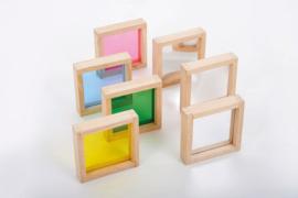 Zintuiglijke vierkanten | TickiT |  7 dlg.