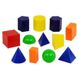 Geometrische Vormen 12dlg.
