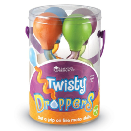 Twisty Druppelaars | Learning Resources | 4 dlg.