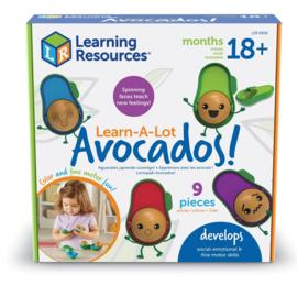 Avocado Emotie en Match Spel |  Learning Resources | 9 dlg.