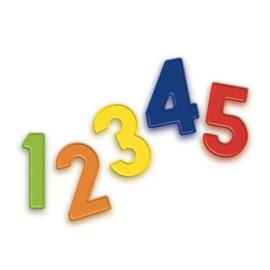 Magneet letters en cijfers | Quercetti | 96 dlg.