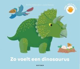 Zo voelt een dinosaurus