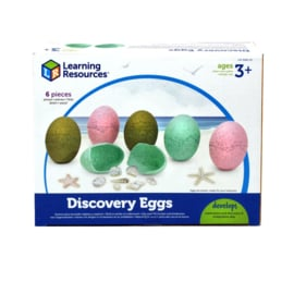 Ontdek eieren    Learning Resources   6 dlg.