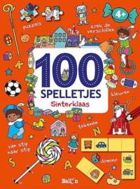 Sinterklaas 100 spelletjes