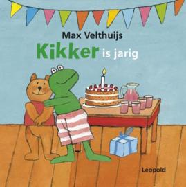 Kikker (40 cm)+ Boek en gratis Kikker activiteiten
