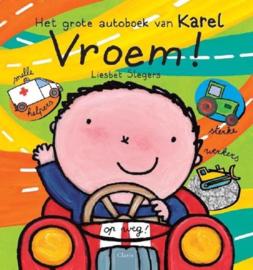 Vroem. Het grote autoboek van Karel