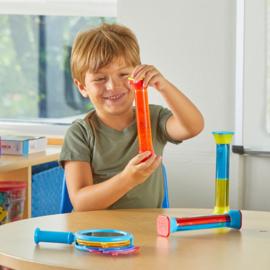 Colormix Sensorische Buizen   Learning Resources   3 stuks