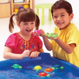 Schildpadden Vorm en Kleur Spel | Learning Resources | 16 dlg.