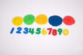 Transparante nummers | EDX Education TickiT | 10 dlg.