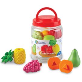 fruit vormen | Learning Resources | 16 dlg.