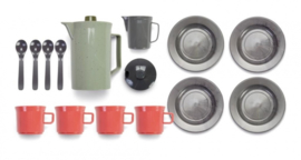 Green Bean  Speelset Koffieset  |17 dlg.