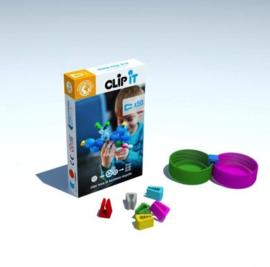 Clip-it Vlinder 50 clips