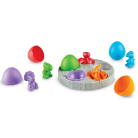 Babysaurs Sorteerset | Learning Resources | 16 dlg.