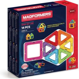 Magformers Set, 14dlg.